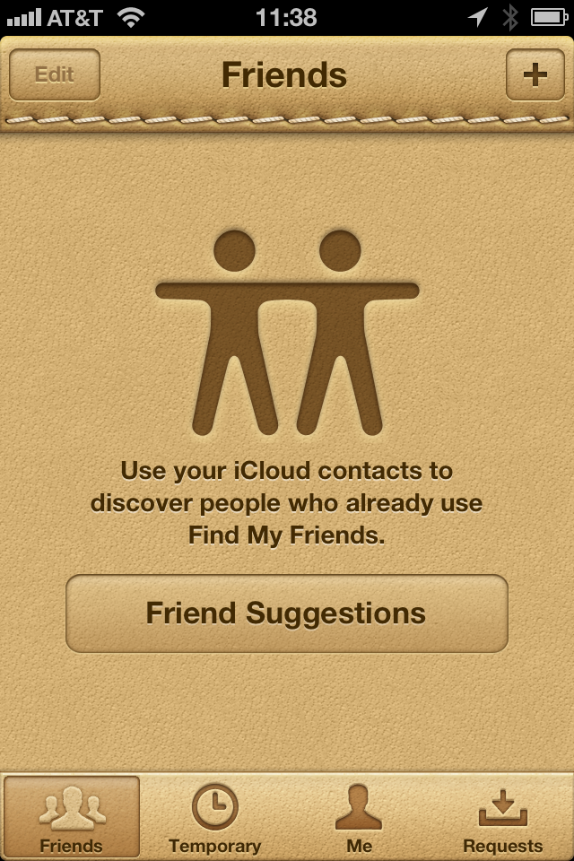 how to add friends on find my iphone